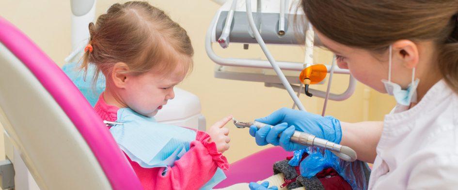 Primera vez en el dentista